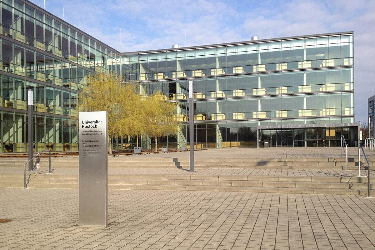 Universitätsbibliothek Rostock, Bereichsbibliothek Südstadt