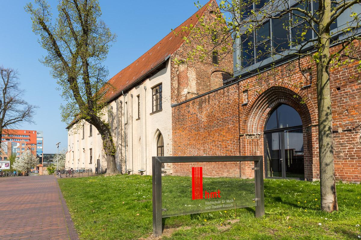 Bibliothek der Hochschule für Musik und Theater Rostock