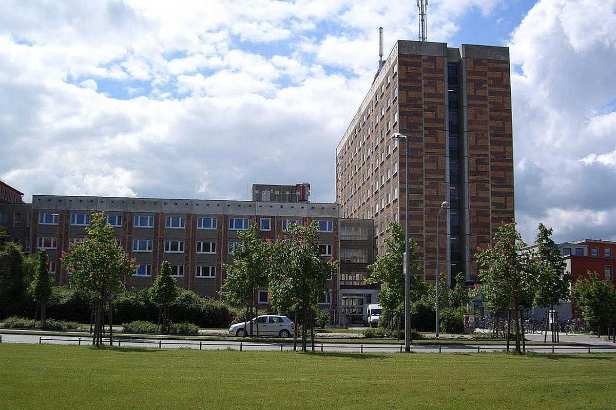 Universitätsbibliothek Rostock, Bibliothek Geisteswissenschaften