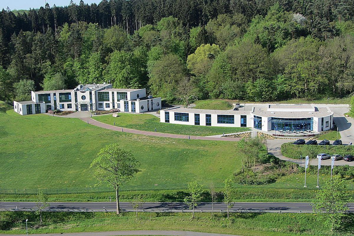 Bibliothek im Leibniz Institut für Atmosphärenphysik Kühlungsborn