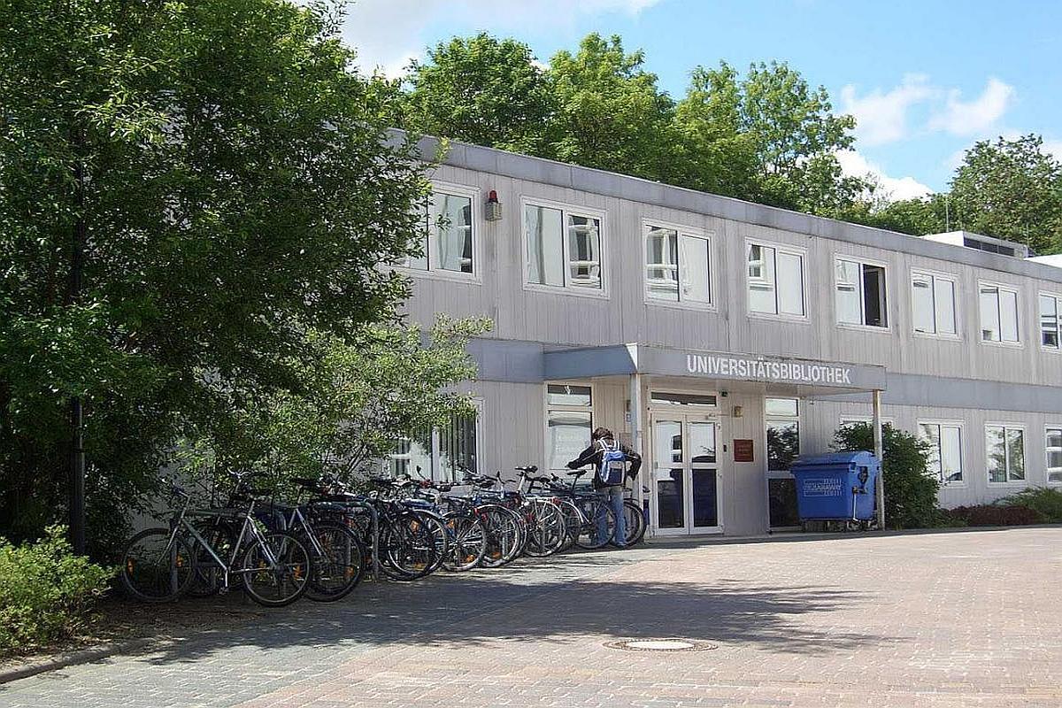 Universitätsbibliothek Rostock, Theologie, Kunst, Lehrerbildungsbibliothek Innenstadt und Zeitschriftenmagazin Geisteswissenschaften